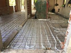 piso radiante