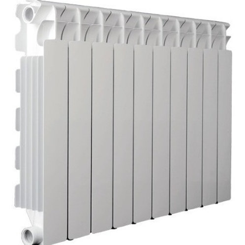 Radiador Fondital 500mm Aluminio Italiano X Elemento