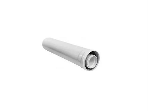 Tramo de 0,5 metro para vent Caldera Ariston Condensación 60/100