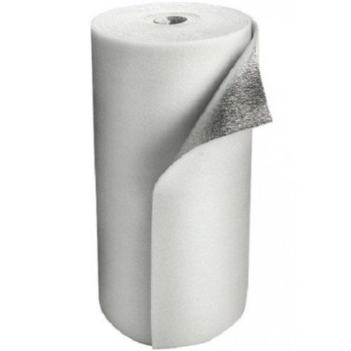 Rollo de membrana Térmica de aluminio de 5 mm 20Mts X 1M