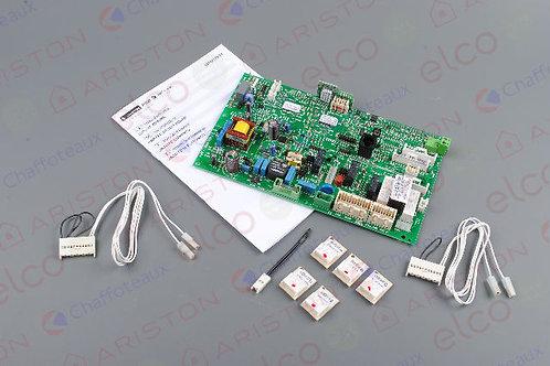 Repuesto  Ariston Placa Electrónica CLAS Y EGIS (P.C.B MAIN) 65109313-05