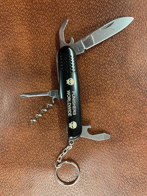 Punishers Keychain Knife