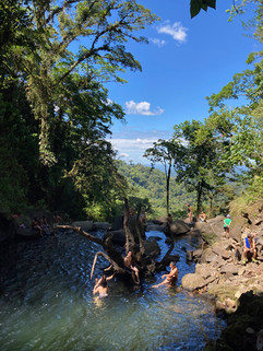 Congo Waterfall