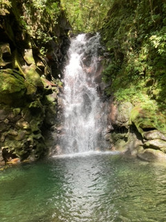 San Vincente Waterfall 2