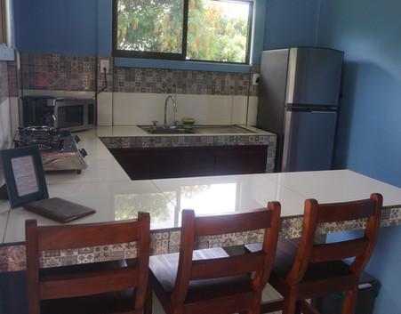 Full kitchen Costa Rican Rental