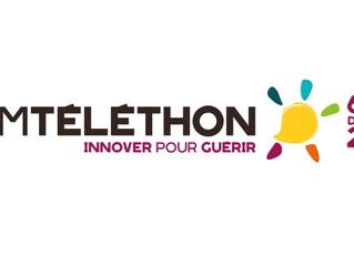 Téléthon 2019 - Pulvérisation du notre objectif !!!!!