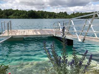 Sortie Apnée au Lac de Beaumont sur Oise le 28 Juin 2020