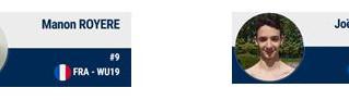 2 Clamartois aux championnats du monde de hockey subaquatique à Sheffild (UK) 2019
