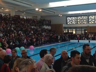 Inauguration de la piscine de Clamart