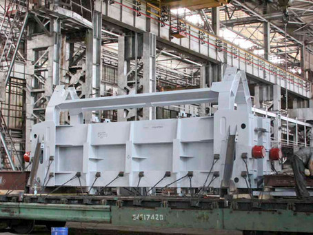 Performance of Contract on the Supply of Rotary Wagon Tippler VRS-M