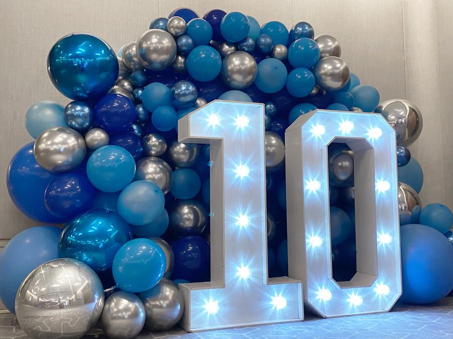 10th Birthday Celebration