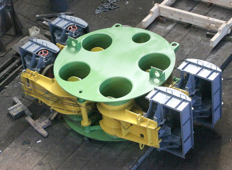 Successful Delivery of Critical Equipment for Tulachermet in the Shortest Terms