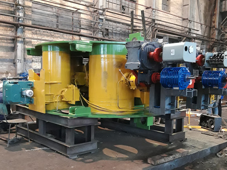 Modernized Throttle Unit Has Been Delivered to PJSC Zaporizhstal