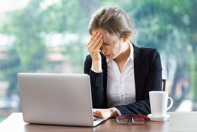 78% das empreendedoras apresentam sintomas de estresse emocional, revela pesquisa