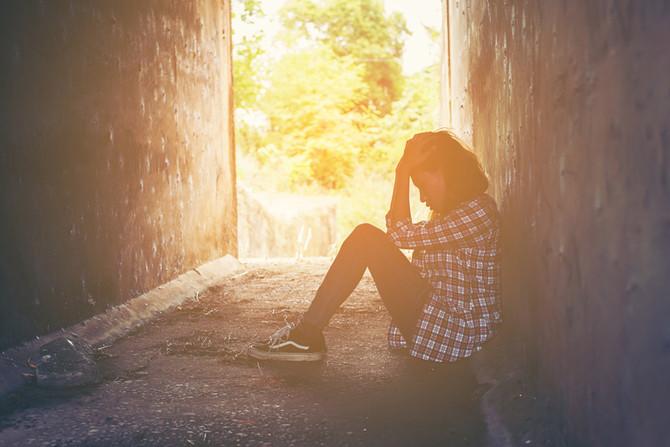 A mulher e a depressão