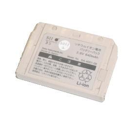 SIISA-4001-00(Li-ion)