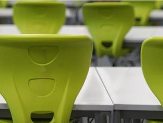 Nujno priporočene prezračevalne naprave v učilnicah