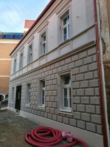 Celovita obnova večstanovanjske stavbe Pipuševa, Maribor