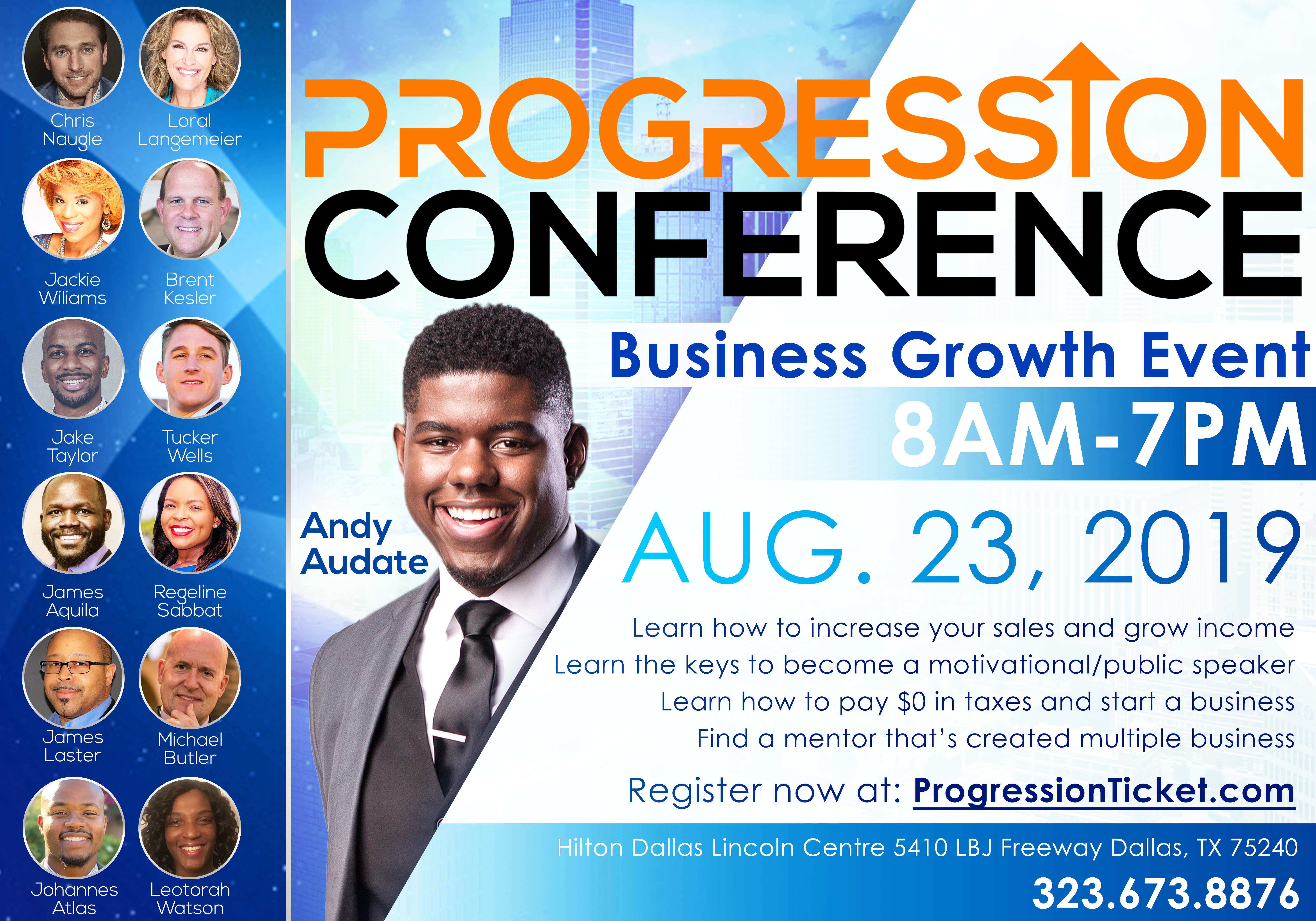 Progression Conference Dallas