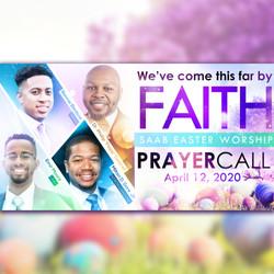 SAAB Prayer Call AD 3 Mock up