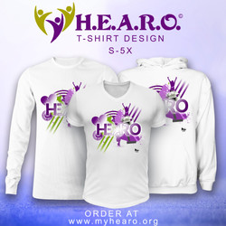 H.E.A.R.O. Apparel Design