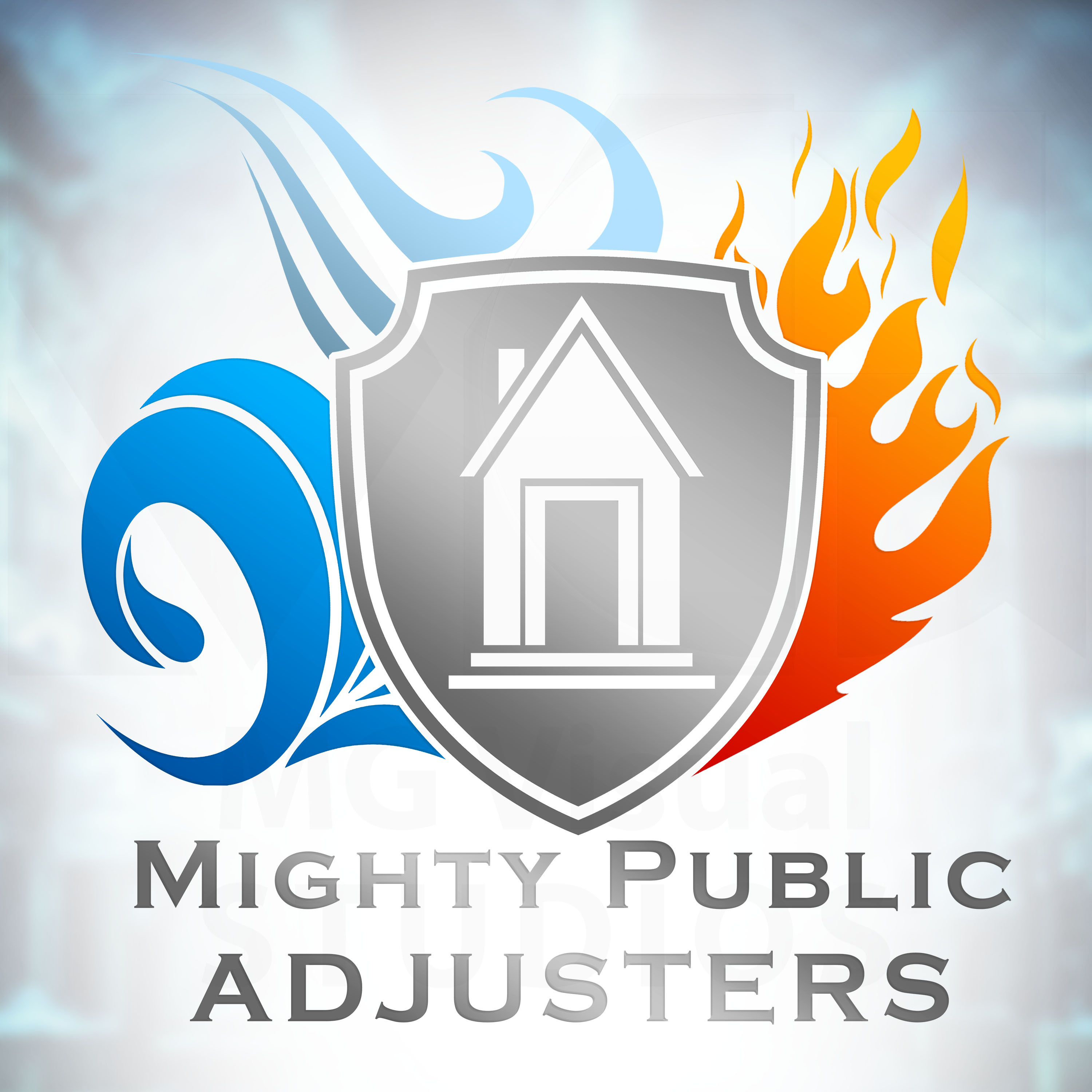 Might Adjusters Logo