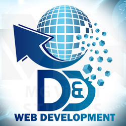 D&D Web Development Logo