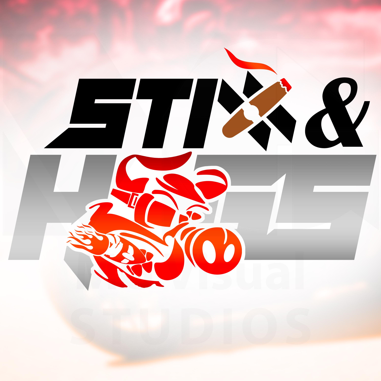 Stixx & Hogs Logo