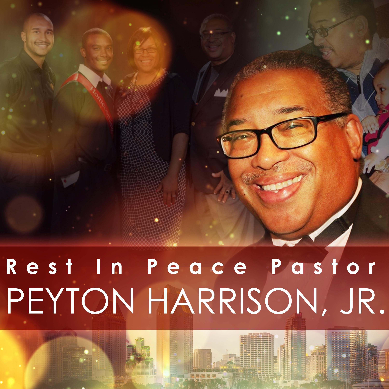 RIP Peyton Harrison