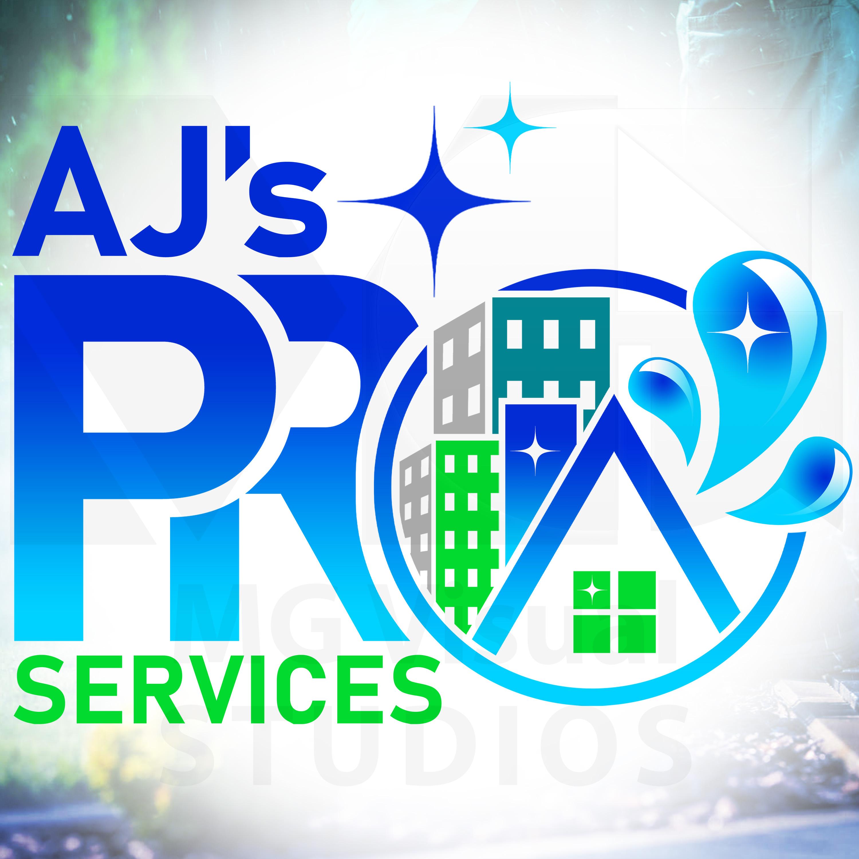 AJ's Pro Services Logo