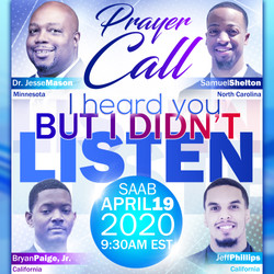 SAAB Prayer Call AD