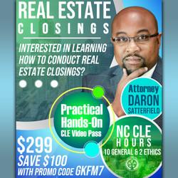 Real Estate Closings Mockup