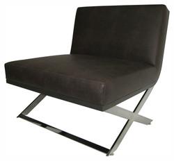 X Base Lounge Chair