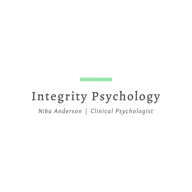 Integrity Psychology Nika Anderson Clini