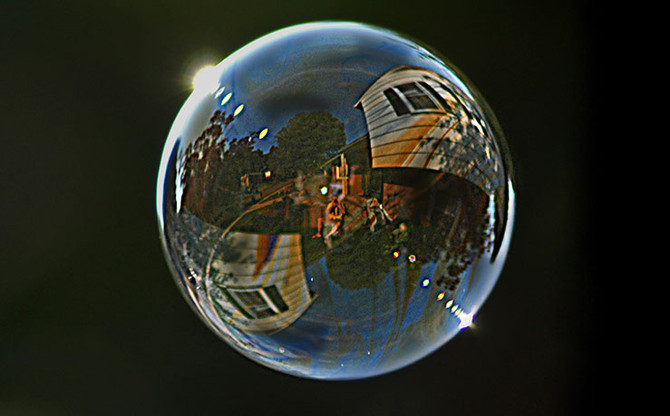 THE 'B' WORD - IS CALIFORNIA IN THE MIDST OF ANOTHER BUBBLE?