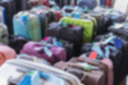 Luggage consisting of large suitcases ru