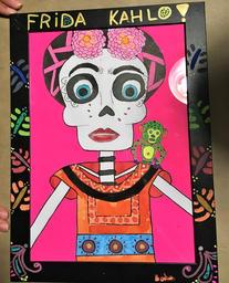 Thème Frida Khalo