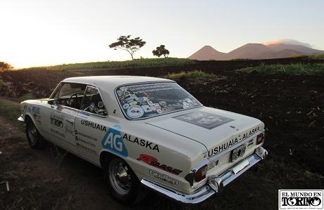 Volcán Izalco - El Salvador - Héctor Arg