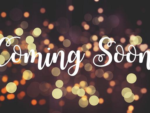 Très bientôt lancement de mon blog !