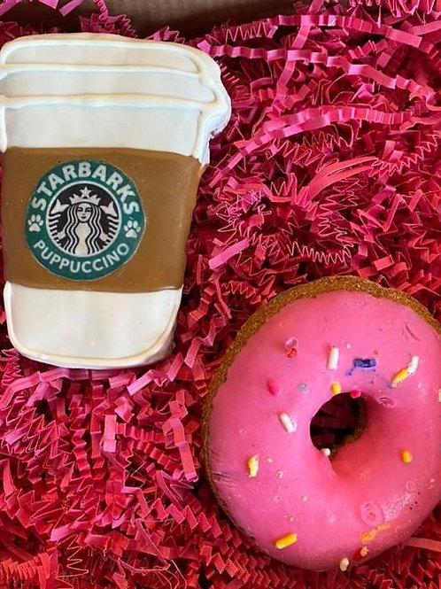 Starbarks w/ Donut
