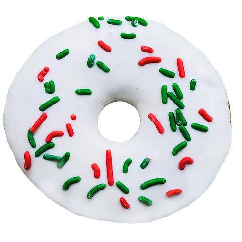 Christmas Donut