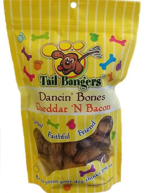 Dancin' Bones - Cheddar Bacon Flavored