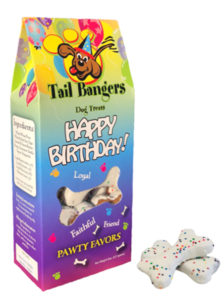 Bangers Birthday Pack - Pawty Favors