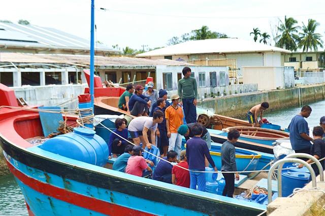 Palau Captures Vietnamese Vessels Suspected Of IUU Fishing