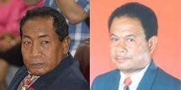Masang pushes back against Senate, gives no hint of stepping down