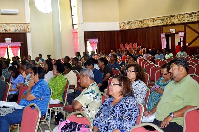 Palau's Drought Issue Sparks Political Showdown