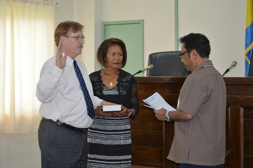Two New Appellate Justices Take Office