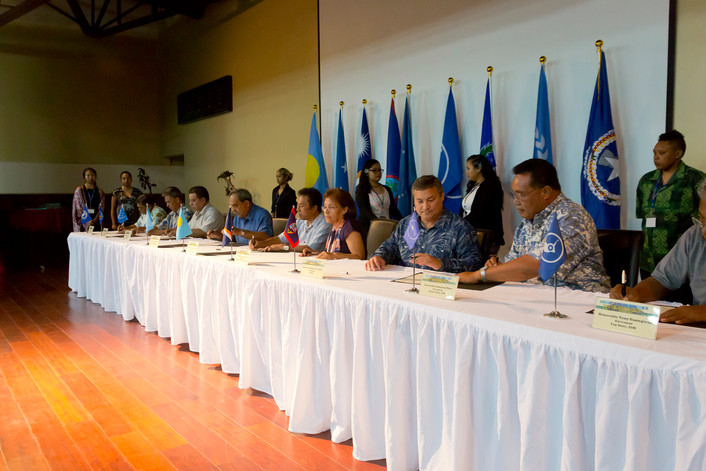 Micronesian Islands Forum Opens Today On Guam