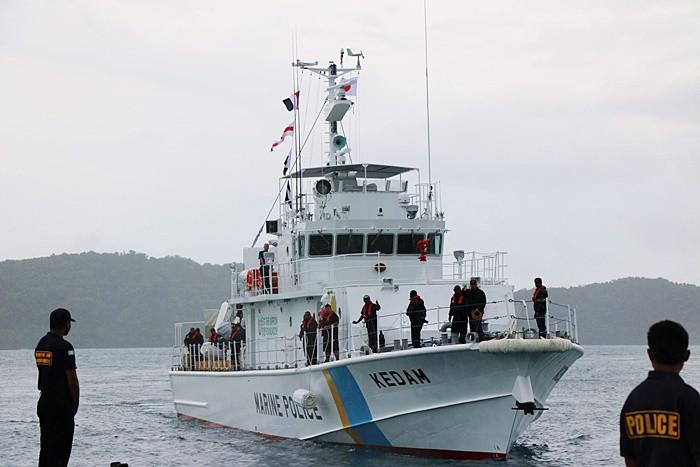 Palau Gets New Patrol Boat