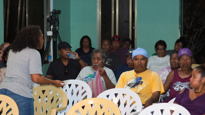 Palau small community voices outrage over 50-year sand mining proposal